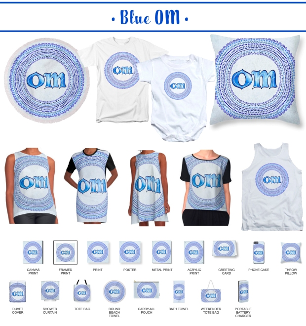 Blue OM