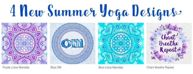 New Yoga Designs